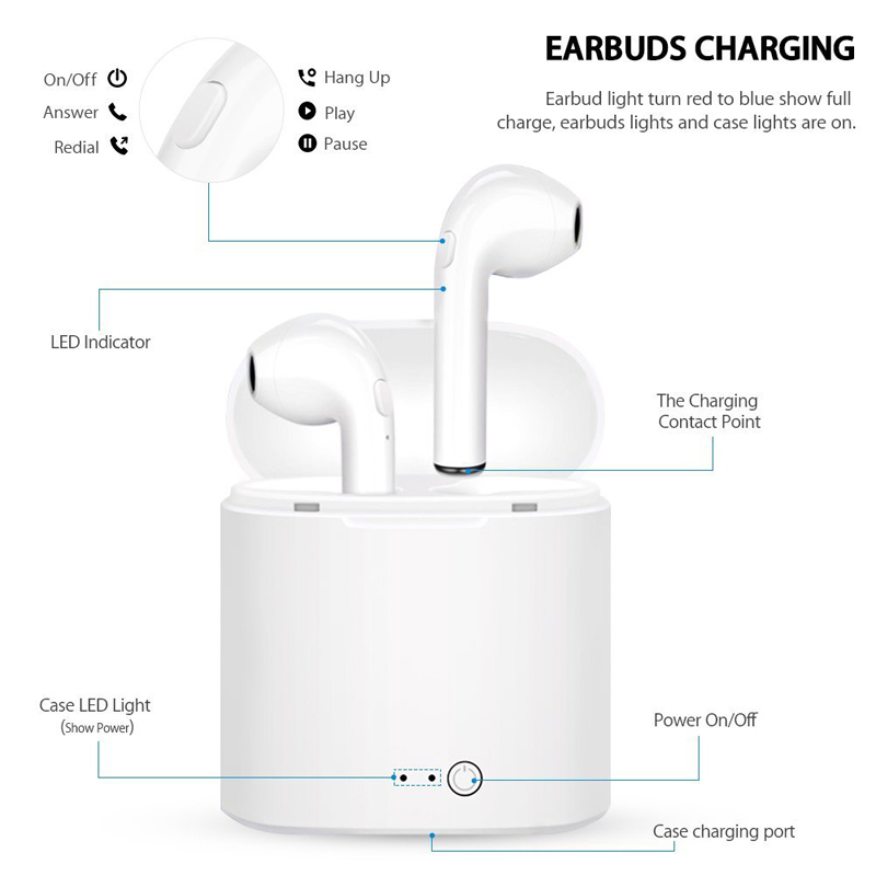 Bluetooth Wireless Earbuds Noise Cancelling Best Sellers