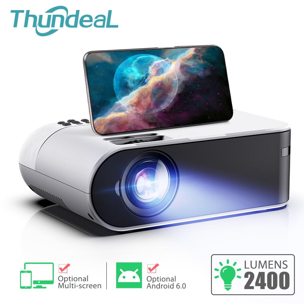 Thundeal TD60 Portable Mini Projector Projectors