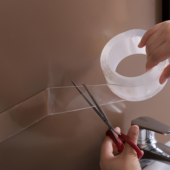 Nano Magic Tape Double Sided Transparent Waterproof Tape, Adhesives & Fasteners