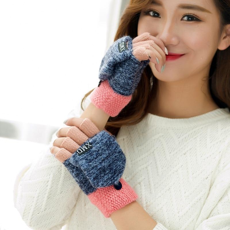 warm wool gloves