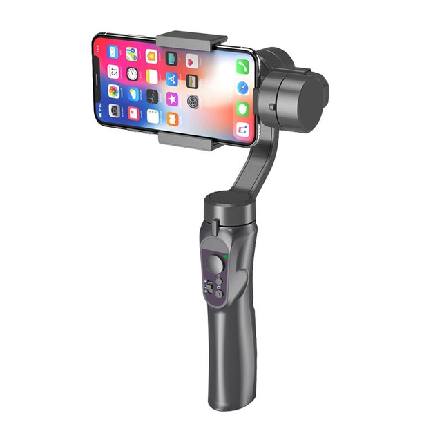 Best 3-Axis Handheld Gimbal Stabilizer Selfie Stick