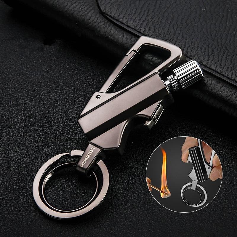 Multi-Functional Keychain Lighter Reusable Portable Best Sellers