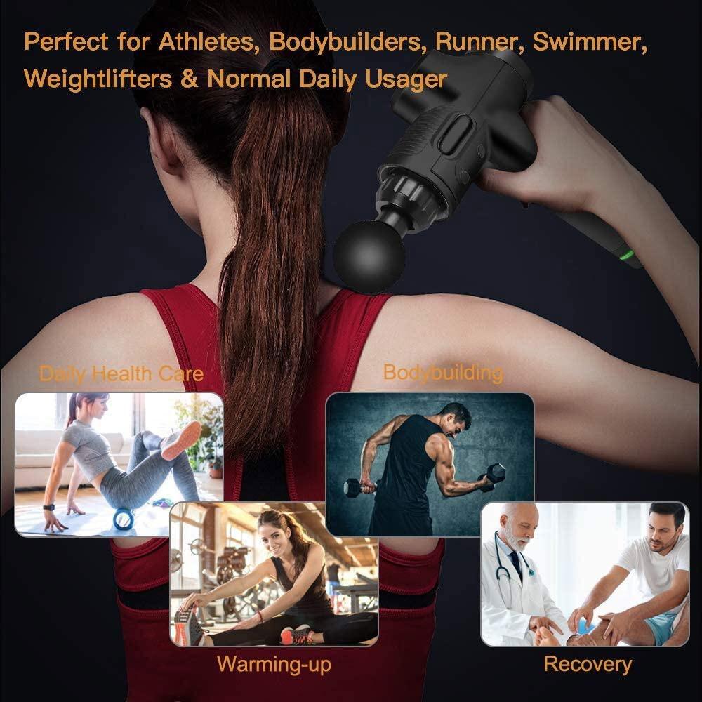 LCD Display Deep Muscle Massage Gun Best Sellers