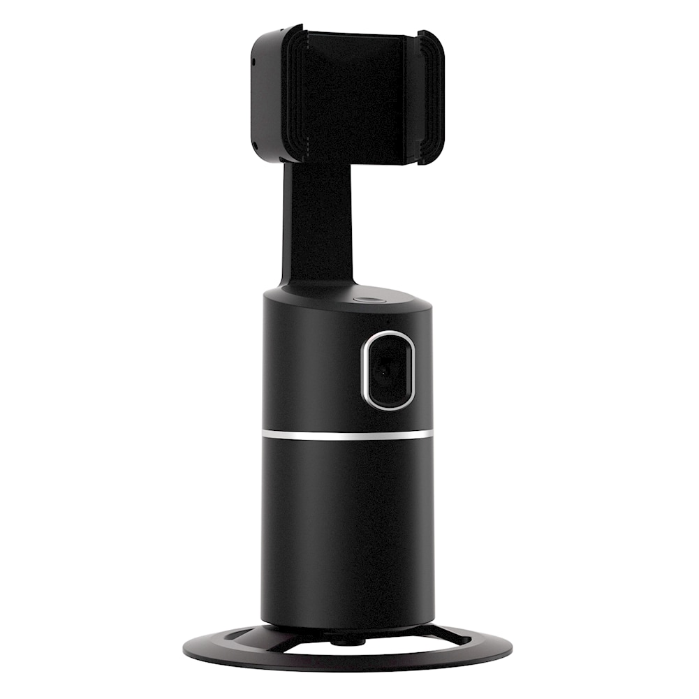 auto face tracking phone holder 360